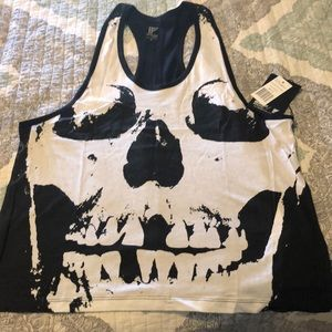 Iron Fist Athletic Loose Tooth Tank
